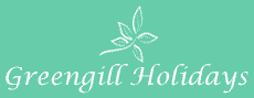 Logo: Greengill Holidays